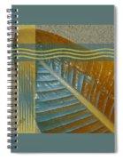 Leaf Study II Spiral Notebook