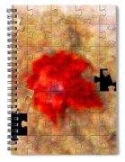 Leaf3 Spiral Notebook