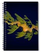 Leafy Seadragon Spiral Notebook