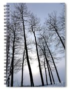 Leaning Tall Spiral Notebook