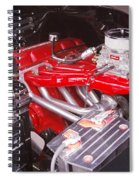 Leaning Tower Of Power Spiral Notebook
