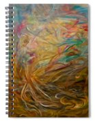 Leaping Aloud  Spiral Notebook