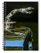 Leaping Hound Spiral Notebook