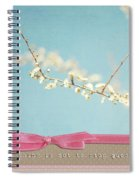 Learn Live And Hope Spiral Notebook