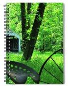 Leatherwood Spiral Notebook
