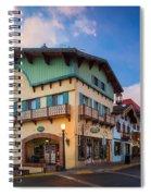 Leavenworth Alps Spiral Notebook