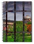Leavenworth Federal Prison Spiral Notebook