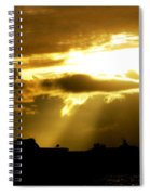 Leaving Kona Spiral Notebook