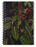 Leaving Monroe Spiral Notebook