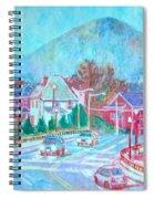 Leaving Roanoke Spiral Notebook