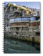 Ledge Reflections Spiral Notebook