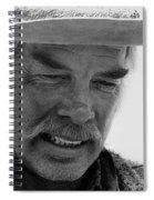 Lee Marvin Monte Walsh Set  Old Tucson Arizona 1969 Spiral Notebook