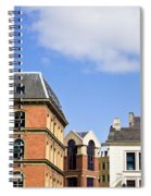 Leeds Buildings Spiral Notebook