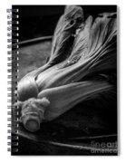 Leeks Spiral Notebook
