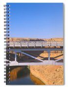 Lees Ferry In Marble Canyon, Navajo Spiral Notebook