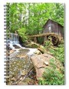Lefler Grist Mill Spiral Notebook