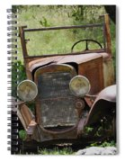 Left To Die Spiral Notebook