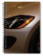Left Turn Spiral Notebook