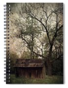 Left Untouched Spiral Notebook