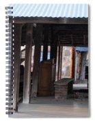 Leftover Pulpit Illinois Bend Methodist Church Spiral Notebook