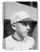 Lefty Williams (1893-1959) Spiral Notebook