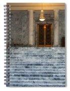Legal Steps Spiral Notebook