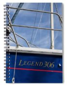 Legend 306 Spiral Notebook
