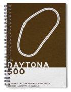 Legendary Races - 1959 Daytona 500 Spiral Notebook