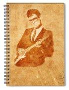 Legends 9 Spiral Notebook