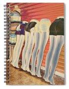Legs 846a Spiral Notebook