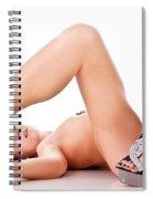 Legs Spiral Notebook