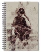 Lemmy Spiral Notebook