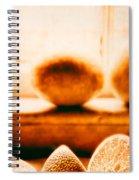 Lemon Among Oranges Spiral Notebook
