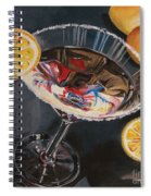 Lemon Drop Spiral Notebook