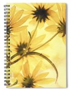 Lemon Kisses Spiral Notebook