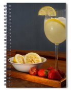 Lemonade Spiral Notebook