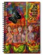 Lemonade Punch Spiral Notebook