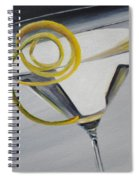 Lemontini Spiral Notebook