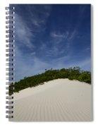 Lencois Maranhenses 6 Spiral Notebook
