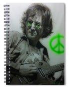 Lennon Spiral Notebook