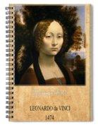 Leonardo Da Vinci 2 Spiral Notebook