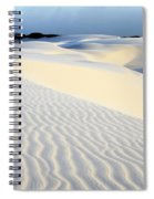 Leoncois Maranhenses Beauty Of Sand Spiral Notebook