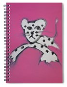 Leopard  Spiral Notebook