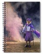 Leprechaun Spiral Notebook