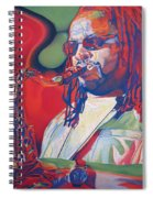 Leroi Moore Colorful Full Band Series Spiral Notebook
