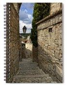 Les Baux De Provence France Dsc01926  Spiral Notebook
