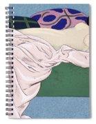 Les Cinq Sens Spiral Notebook