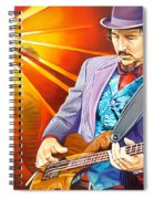 Les Claypool's-sonic Boom Spiral Notebook