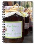 Les Confitures Spiral Notebook