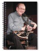 Les Paul Spiral Notebook